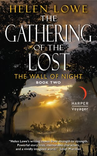 book cover of The Gathering of the Lost