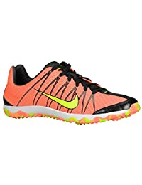 Nike Zoom Rival Waffle Black/Hot Lava/Blue Lagoon Size 10 Mens/11.5 Womens