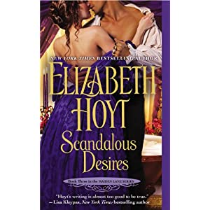 Scandalous Desires by Elizabeth Hoyt