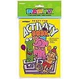 Kids Party Favor Activity Books, 8ct