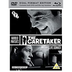 The Caretaker [Blu-ray]