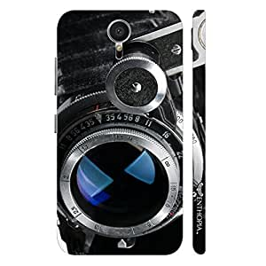 Enthopia Designer Hardshell Case Vintage Camera 4 Back Cover for Meizu M3 Max