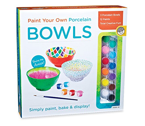 Paint Your Own Porcelain Bowls front-1056548