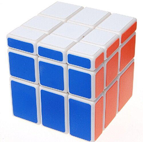 LanLan 6 Color Mirror Puzzle Cube - 1