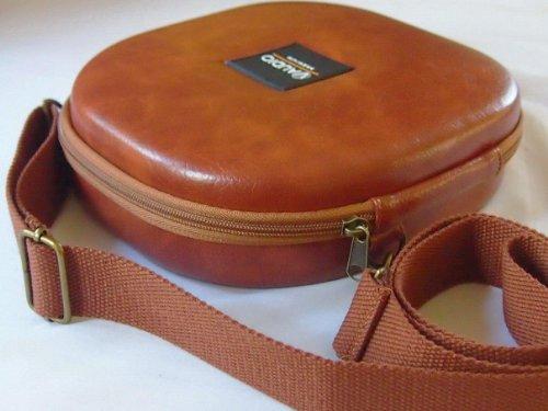 Premium Headphone Carry Hard Case In High Quality Leatherette Fit Grado Sr60 Sr80 Sr125 Sr225 Sr325 Rs1 Rs2 Ps500