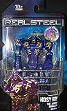 リアル・スティール デラックスフィギュア シリーズ1 ノイジーボーイ/Real Steel Deluxe Feature Figures Wave 1 Noisey Boy【並行輸入】