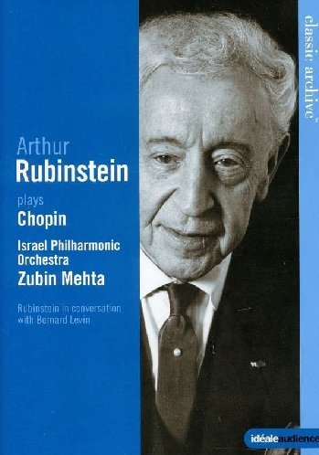 Rubinstein Plays Chopin [DVD] [Import]