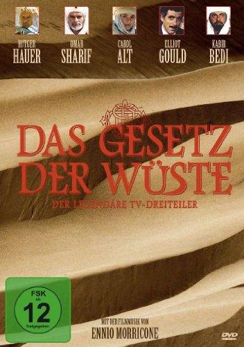 Das Gesetz der Wüste [3 DVDs]