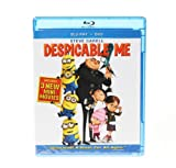 Despicable Me Blu-Ray and DVD Double Pack