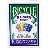 Magic Makers Rare Bicycle Rainbow Deck