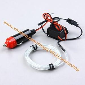 Check Price Dc 12v Inverter 3 Meter El Wire 2 3mm