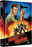 Night Hunter - Avenging Force - uncut (Blu-Ray+DVD) auf 666 limitiertes Mediabook Cover A [Limited Collector's Edition]
