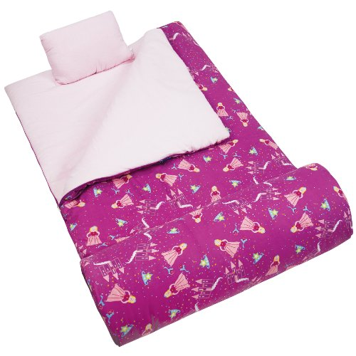 Wildkin Princess Original Sleeping Bag