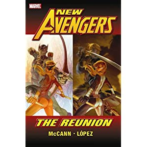 New Avengers: The Reunion TP
