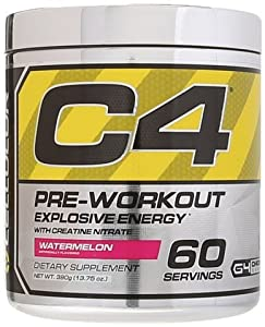 Cellucor C4 Explosive Preworkout Supplement