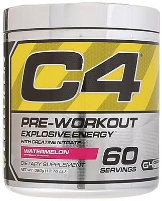 Cellucor C4 Explosive Preworkout Supplement