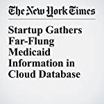 Startup Gathers Far-Flung Medicaid Information in Cloud Database | Steve Lohr