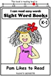 Pam Likes to Read: I CAN READ EASY WO...