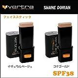 バートラ Vertra フェイススティック SPF38 全2color シェーン・ドリアン【サーフィン・日焼け止め】 (SPF38, コナゴールド)