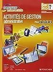 Activit�s de gestion administrative P...