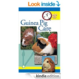 Quick and Easy Guinea Pig Care (Quick & Easy)