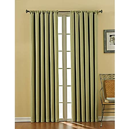 Sliding Glass Door Curtains Casual Cottage
