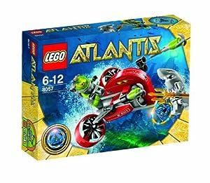 LEGO Atlantis Wreck Raider 8057 by LEGO