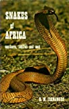 Snakes of Africa Southern, Central and East