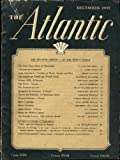 img - for THE Atlantic, Vol. 176 No. 6, December, 1945 book / textbook / text book