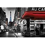 Rue Parisienne Poster Art Print