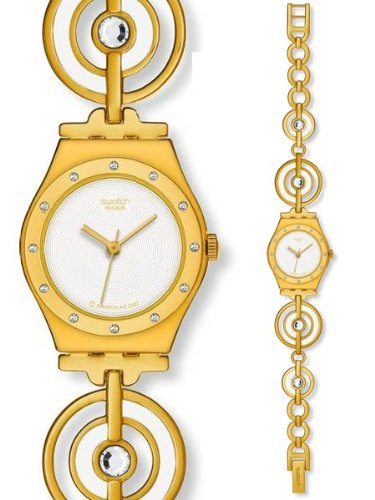 Swatch Women's LIFESTYLE FOR HER Watch YSG128G