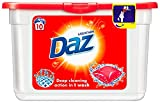 Daz Regular Laundry Detergent Tablets 10 Washes (Pack of 6)