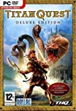 echange, troc Titan Quest Deluxe Pack (additional contents music)