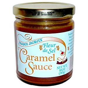 Trader Joe's Fleur de Sel Caramel Sauce