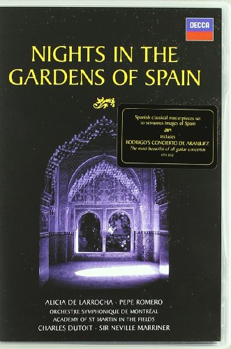 Nights In The Gardens Of Spain [DVD] [2007] (NTSC)