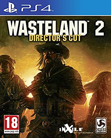 Wasteland 2: Directors Cut (PS4)