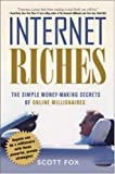 51WkBYIC4JL. SL160  Internet Riches: The Simple Money Making Secrets of Online Millionaires