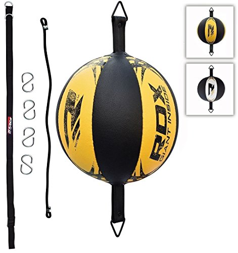 rdx-pelle-palla-tesa-double-end-ball-dodge-speed-bag-veloce-boxe-allenamento-pugilato