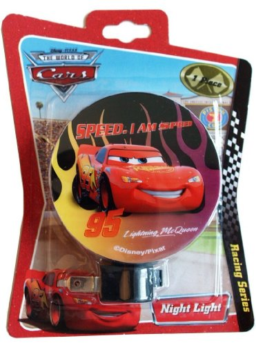 "Disney Cars ""Speed, I Am SPEED"" Night Light - 1"