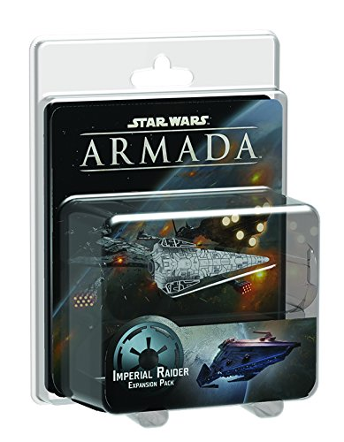 Star Wars Armada: Imperial Raider Expansion Pack Board Game from Fantasy Flight Publishing