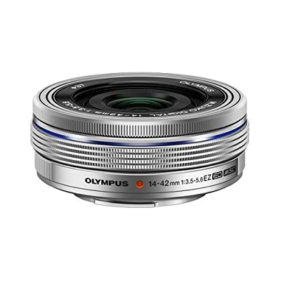 Olympus V314070SU000 14-42mm f3.5-5.6 EZ Interchangeable Lens for Olympus/Panasonic Micro 4/3 Digital Camera