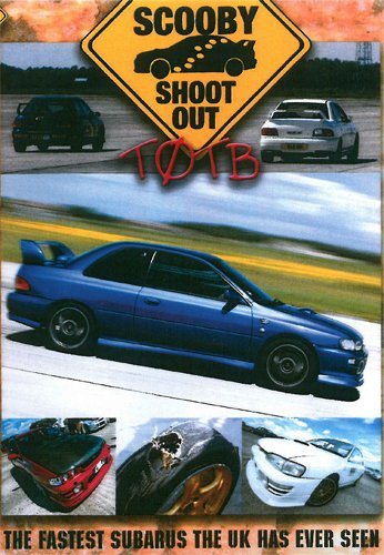 Scooby Shoot Out [DVD]