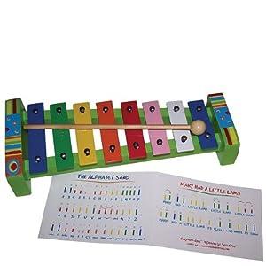 Sassafras Stripe Xylophone