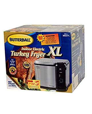 Butterball Indoor Electric Turkey Fryer XL - Turkeys up to 20 lbs