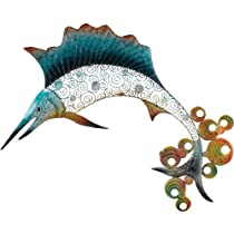 Wall Art Decor Sailfish Wall Décor - Regal Art #10135
