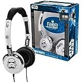 Funko Stormtrooper Fold-Up Headphones