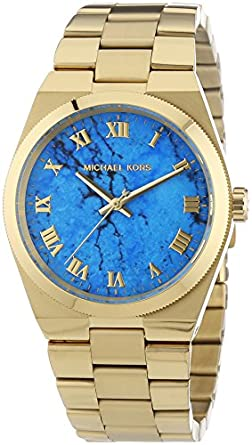 Michael Kors Watches Channing Women's Watch (Gold)