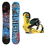Lib Tech T.Rice Pro C2BTX Snowboard and Binding Package 2014 by Lib Tech