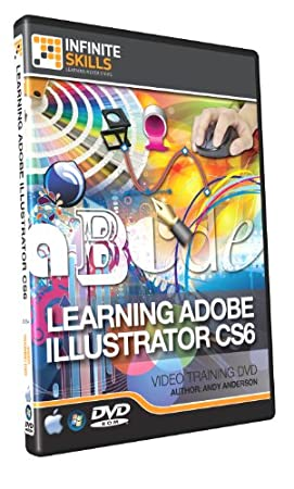 Learning Adobe Illustrator CS6 Training DVD