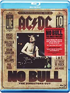 Ac/Dc - No Bull Live Plaza De Toros - The Director's Cut